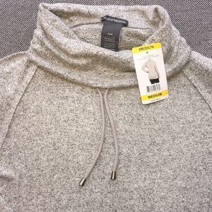 Chelsea & Theodore Sweaters - NWT Chelsea & Theodore Grey Mist Grey Sweater